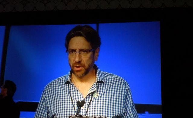 Jeff Spurgeon at SAG-AFTRA Los Angeles Convention | Gy Mirano